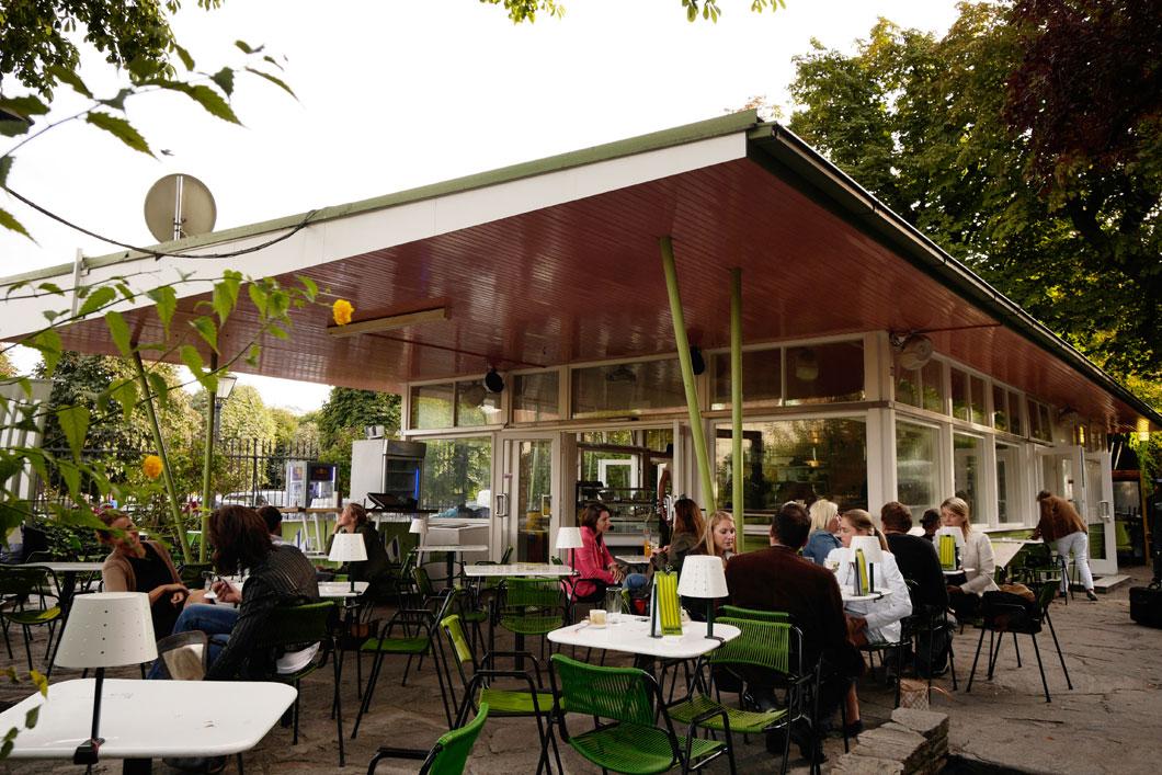 Galerie Volksgarten Pavillon